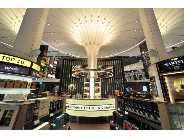 DFS Unveils New Wines And Spirits Flagship Store At Changi Airport, Singapore, Chloe Tiffany Lee (1)