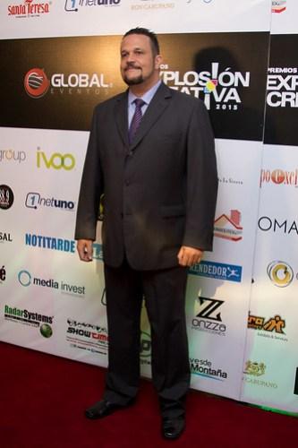 Síragon recibe premio en Explosión Creativa 2015