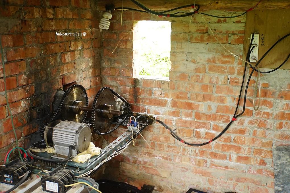 新竹-黃金水鄉生態農村-友善農村-百年水車-五星級水力發電 DSC07035