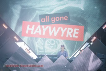 Haywyre @ Fvded in The Park - July 3rd 2015