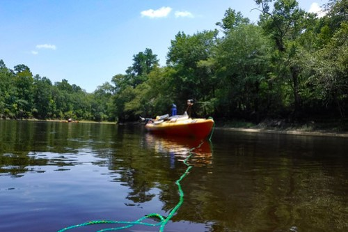 Edisto River Beer Commercial and Rope Swing Float-89