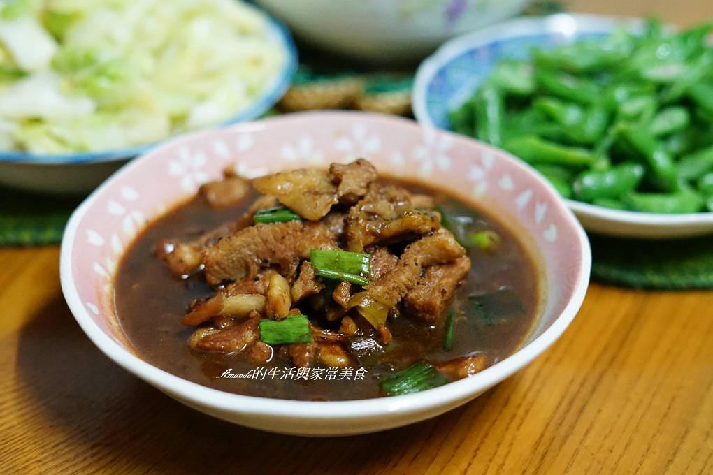 醬燒松板豬-醬香開胃又下飯 (1)