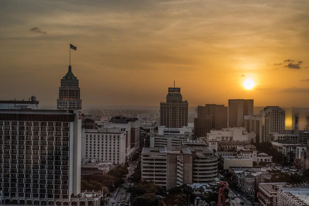 San Antonio TX USA Sunrise Sunset Times