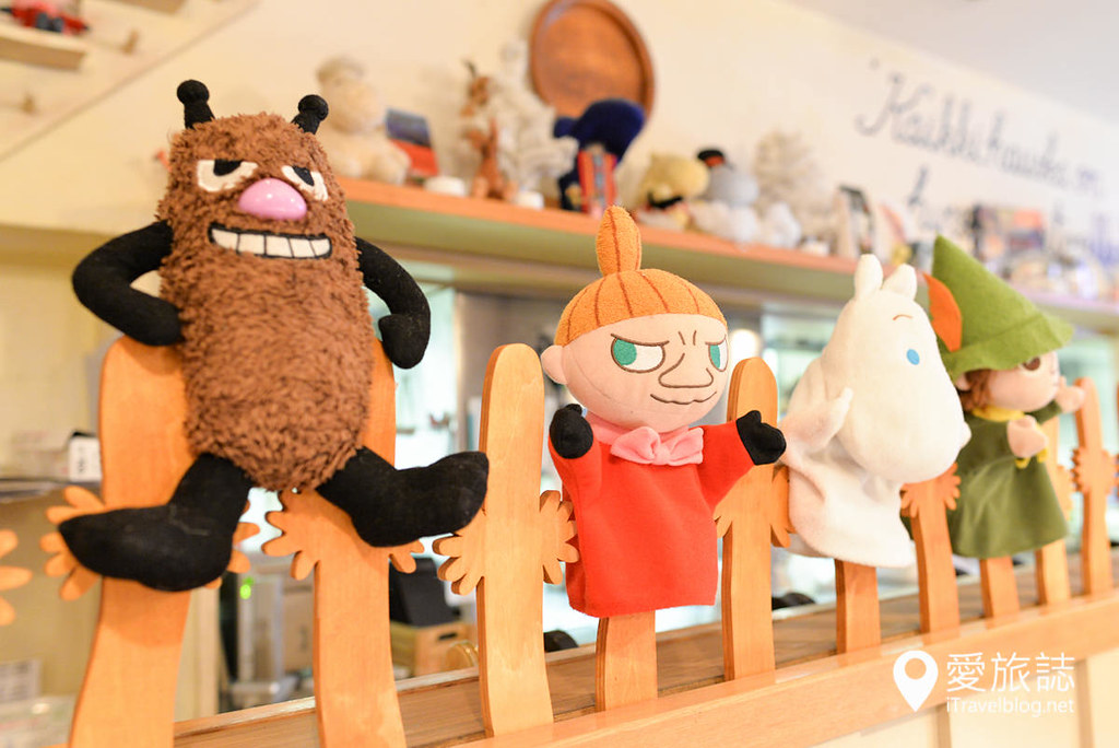 Moomin House Cafe 嚕嚕米咖啡廳 12