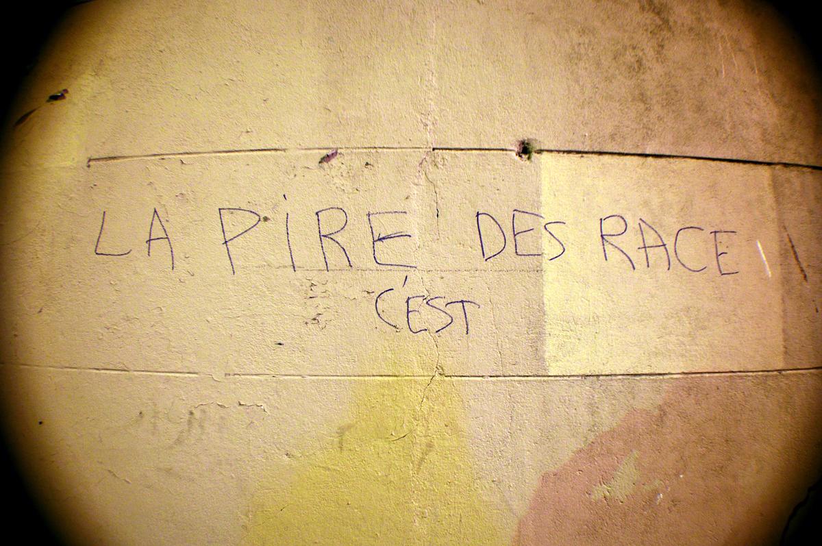 LA PIRE DES RACE(s) C'EST...