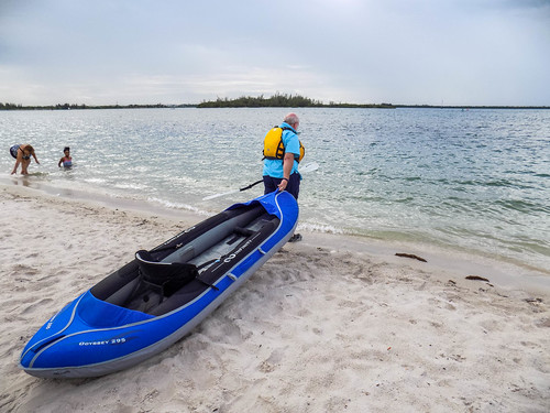 Inflatable Kayak Launch-16