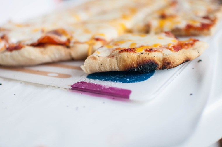 Grilled Pizza 3