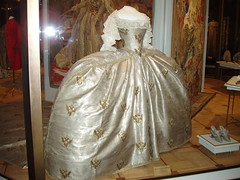 Coronation Dress Of Catherine The Great In The Kremlin Armoury