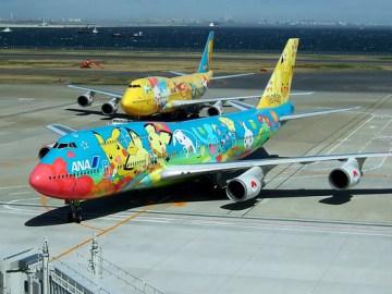 Otros dos Pokémon Jets
