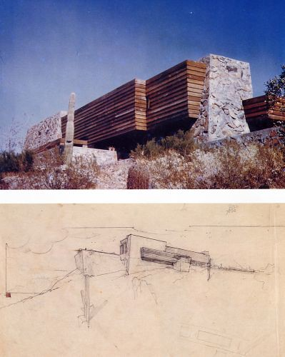 Rose Pauson House Shiprock Phoenix Arizona 193942