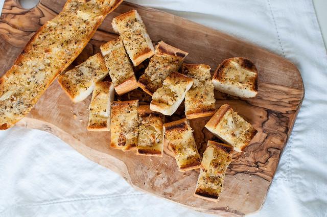 Garlic Confit Bread 2