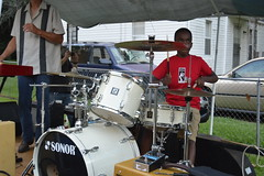 012 Young Drummer