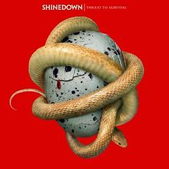 Shinedown - Threat To Survival artwork