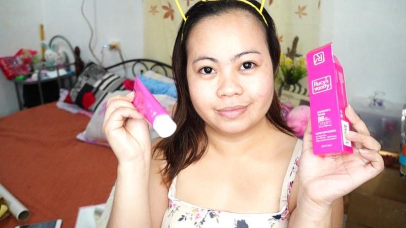 500 Peso Makeup Challenge Photo