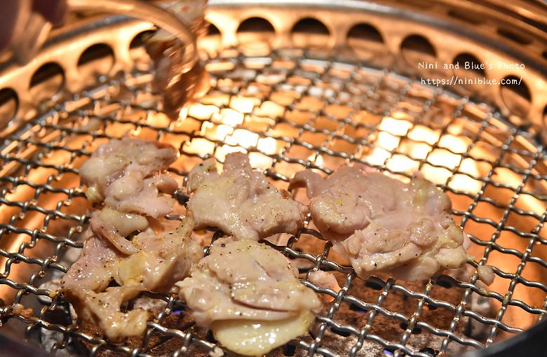 台中燒肉推薦雲火燒肉31