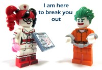 REVIEW: 71017 LEGO Minifigures - LEGO Batman Movie Series ...