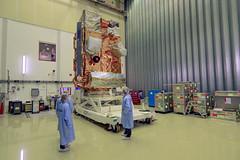 MetOp-C payload module