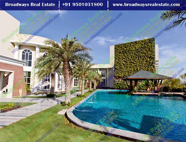 omaxe the resort 2bhk flat