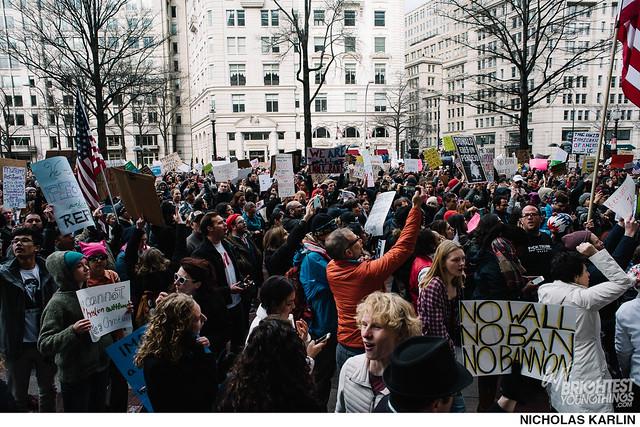 Muslim Ban Protest-27