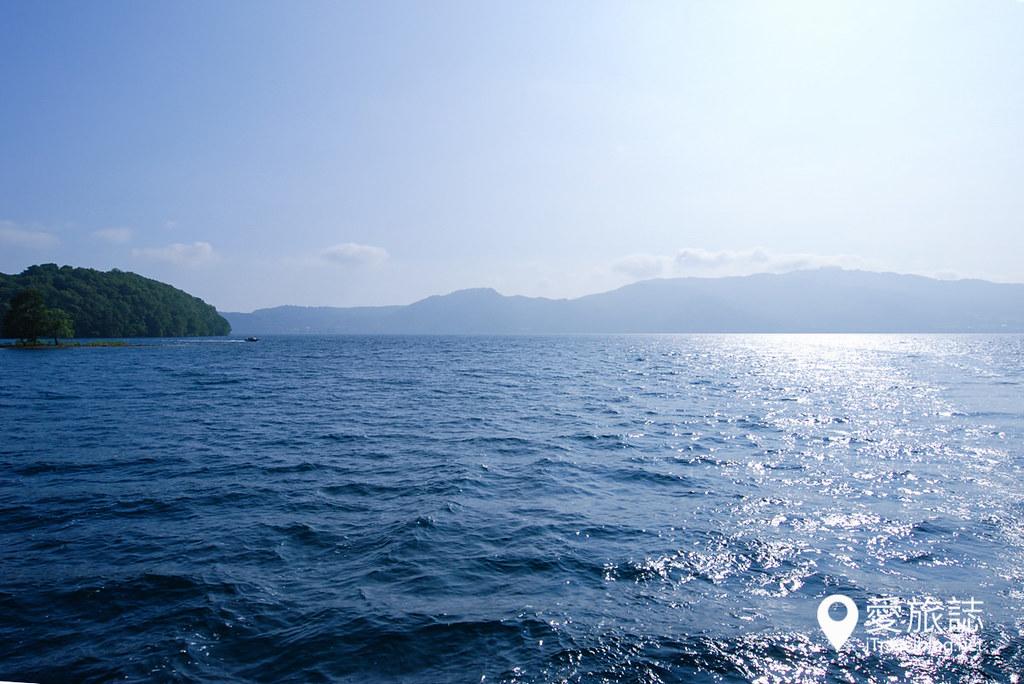 洞爷湖观光游览船 07