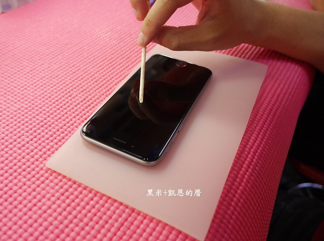 [臺北包膜推薦]手機包膜 嚴選名膜。全滿版 3D立體曲面『仿真玻璃』螢幕保護貼。iphone6/iphone+保護貼全滿版 ...