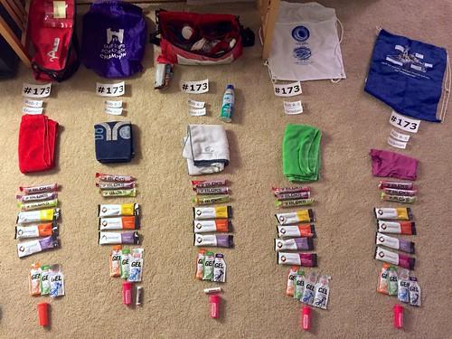 NS100K drop bags