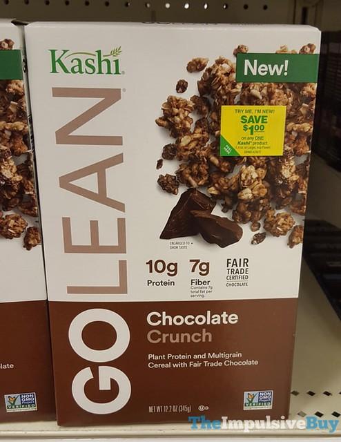 Kashi Go Lean Chocolate Crunch Cereal