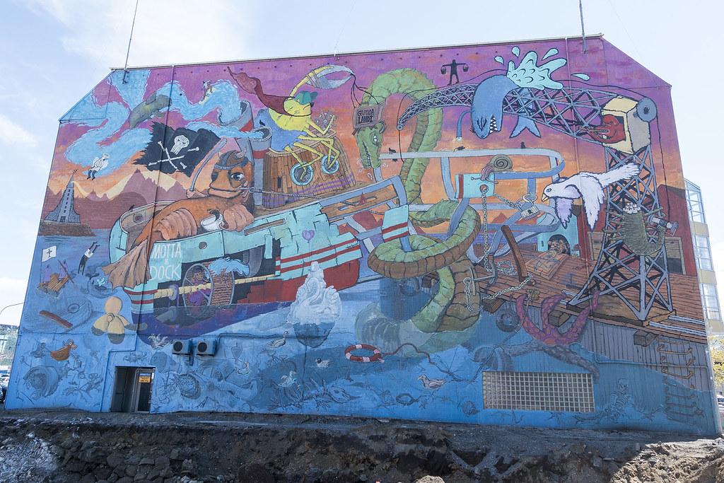 Reykjavik Street Art 22