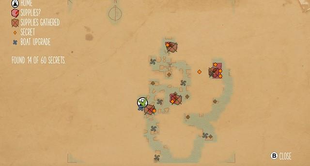 погружной Карта