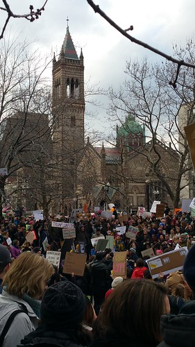 Rally to Resist Trump's Muslim Ban #NoBanNoWall