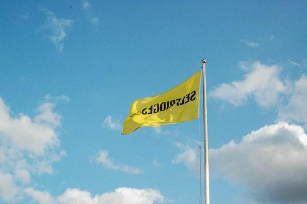 Selfridges Flag
