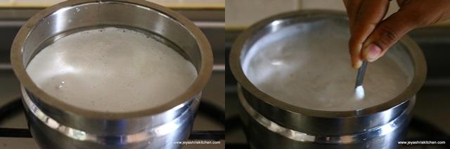 curdle-milk