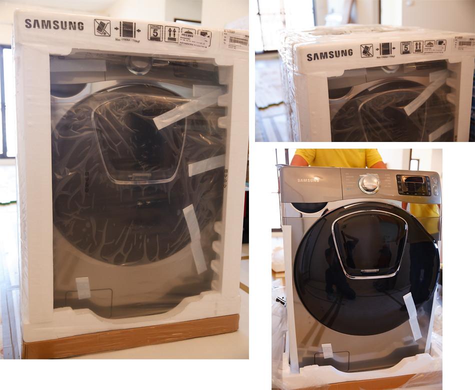 【洗衣機】SAMSUNG Add-Wash潔徑門洗衣機-19kg大容量!!冬衣,換季,大家庭洗衣一次解決!! @ FiFi 飛飛 ♥ 愛溜達 ...