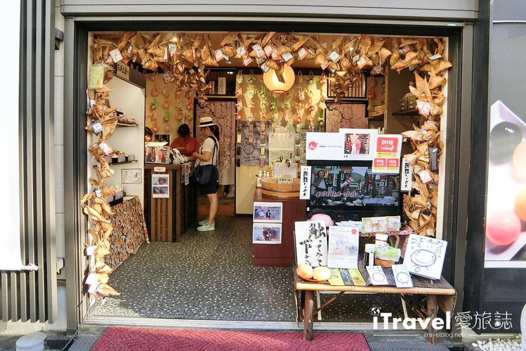 东京浅草购物 仲见世商店街 17
