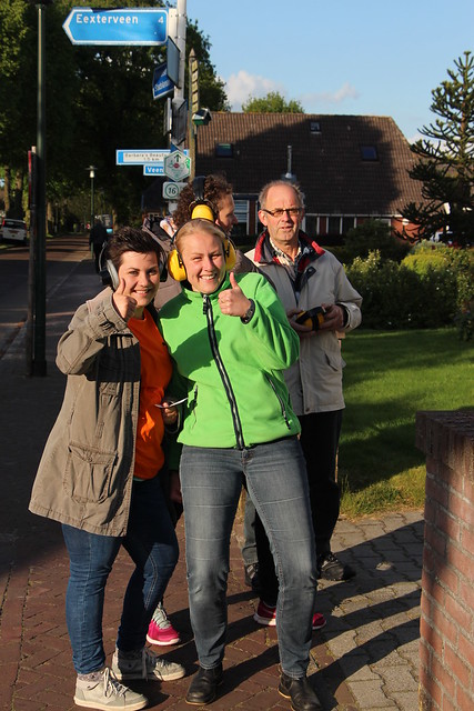 Viering 70 jaar bevrijding Gieterveen en Nieuwediep