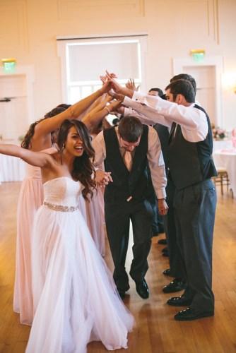Our Wedding - Reception