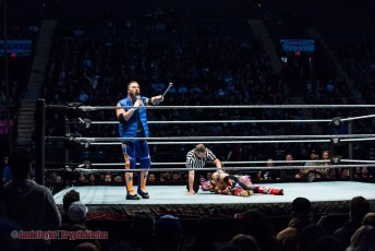 WWE Road To Wrestlemania @ Abbotsford Centre - February 6th 2017