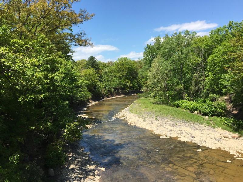 Eighteen Mile Creek (South Creek Road)