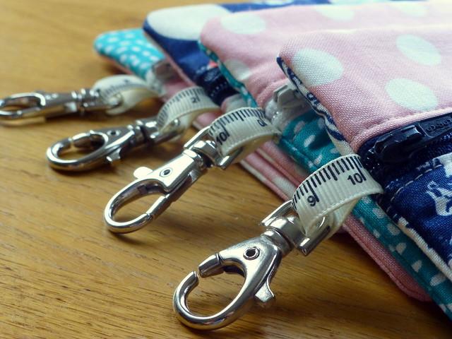 Coin Purses - Fabric Yard Tutorial
