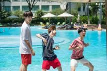2015 Summer Vacation Pool BTS