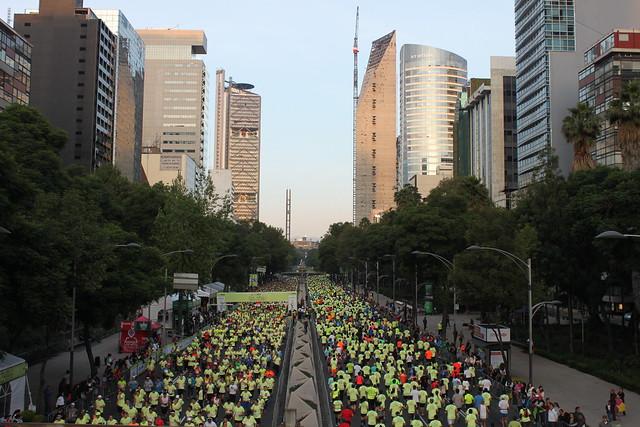 calendario medio maratones 21K