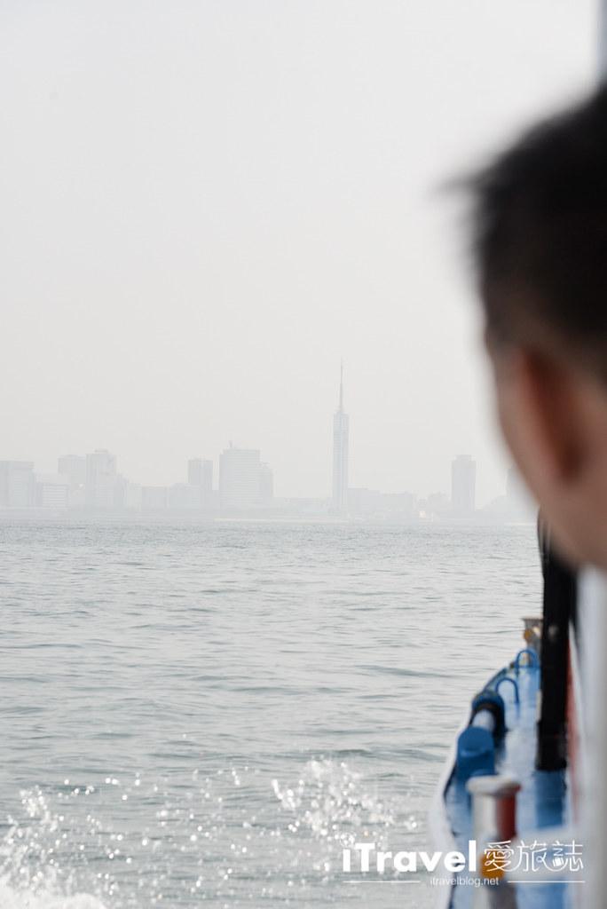 福冈景点推荐 うみなか高速船 (11)