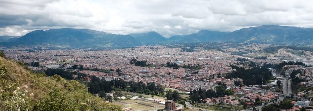 Ceunca, Ecuadaor - 08 July 2015
