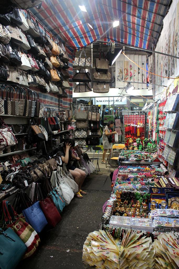 women's market i Hong Kong