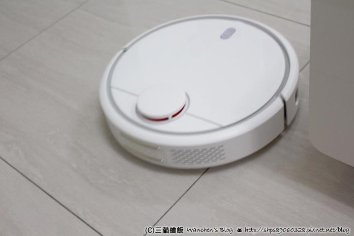 小米掃地機器人 開箱