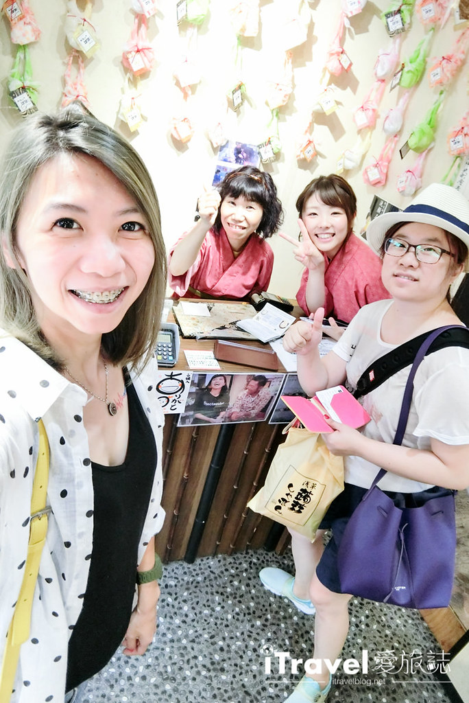 东京浅草购物 仲见世商店街 25