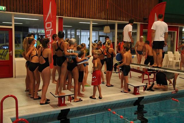 Zwemclinic Bas van Velthoven en Nick Driebergen
