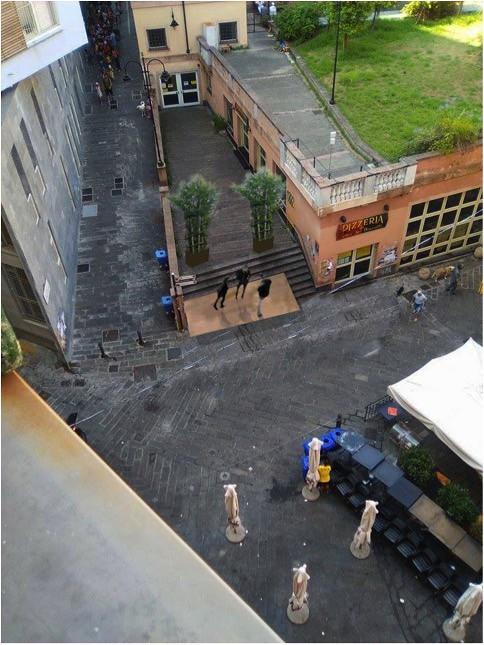 Riqualificazione piazza delle Erbe - progetto