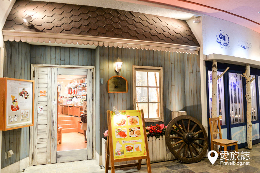 Moomin House Cafe 嚕嚕米咖啡廳 08