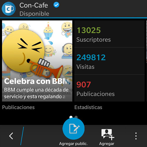 BBM Channel ConCafe